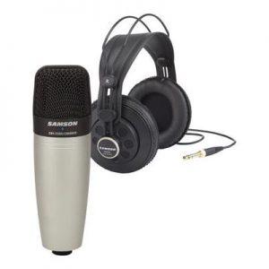 אוזניות ומיקרופונים