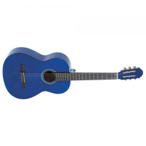 גיטרה קלאסית כחולה