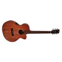 גיטרה אקוסטית מוגברת CORT SFX-MEM OP Mahogany