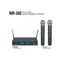 סט אלחוטי כפול KARSECT WR-362-HT-35A UHF