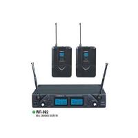 סט אלחוטי כפול 2 מדונה תדרים משתנים KARSECT WR-362-PT35-HT1A UHF