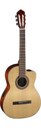 גיטרה קלאסית מוגברת CORT AC-120CE CUTWAY