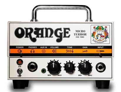 מגבר ראש מנורות לגיטרה ORANGE MICRO TERROR