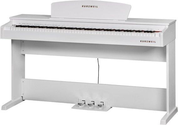 פסנתר חשמלי 88 קלידים לבן KURZWEIL M70 WH