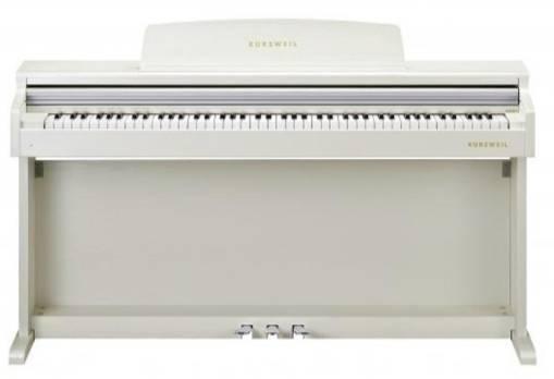 פסנתר חשמלי 88 קלידים לבן KURZWEIL M90 WH