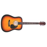 גיטרה אקוסטית למתחילים - צרוב שמש