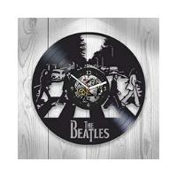שעון תקליט ביטלס BEATLES