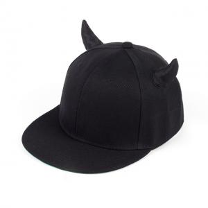 כובע שטן שחור