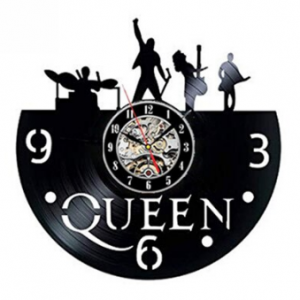 שעון תקליט להקת QUEEN