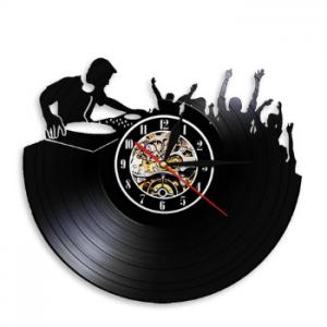 שעון תקליט DJ