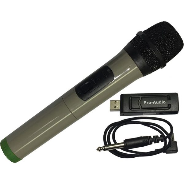 מיקרופון לבידורית