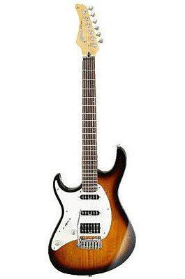 גיטרה חשמלית שמאלית CORT G250 2T