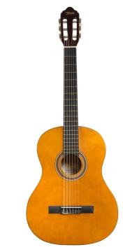גיטרה קלאסית שמאלית למתחילים