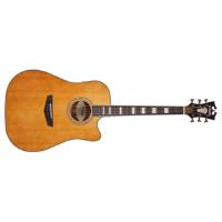 גיטרה אקוסטית מוגברת D'Angelico PREMIER BOWERY