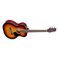 גיטרה אקוסטית צרוב שמש STAGG