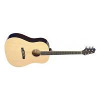 גיטרה אקוסטית טבעי STAGG