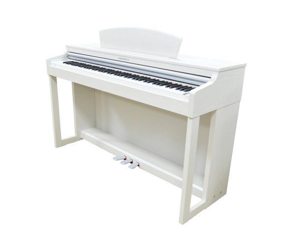 פסנתר חשמלי לבן KURZWEIL M230