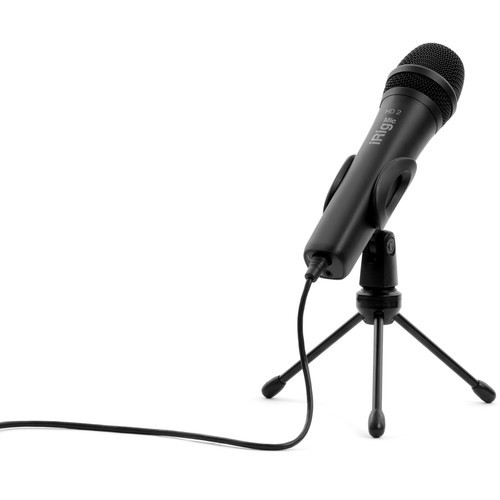 CB-MICHD2GP ערכת מיקרופון ליוטיובר IK Multimedia