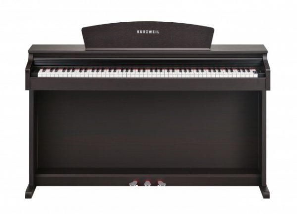 פסנתר חשמלי חום KURZWEIL M110 WH