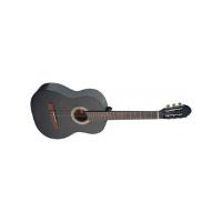 גיטרה קלאסית שחורה Stagg