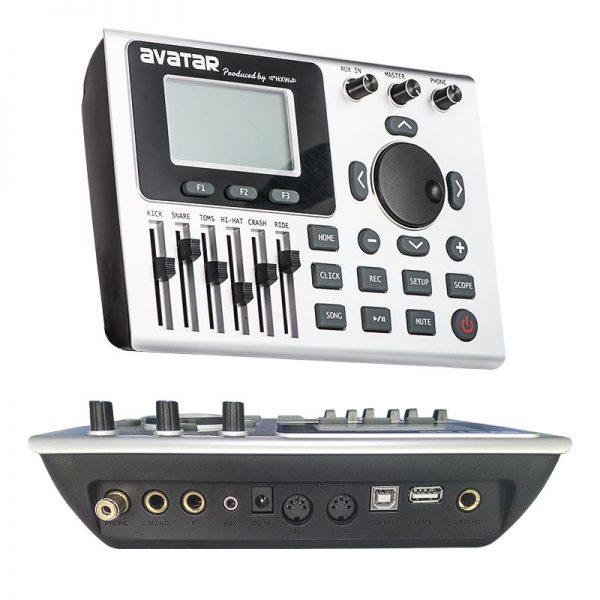 תופים אלקטרונים AVATAR SD301-1