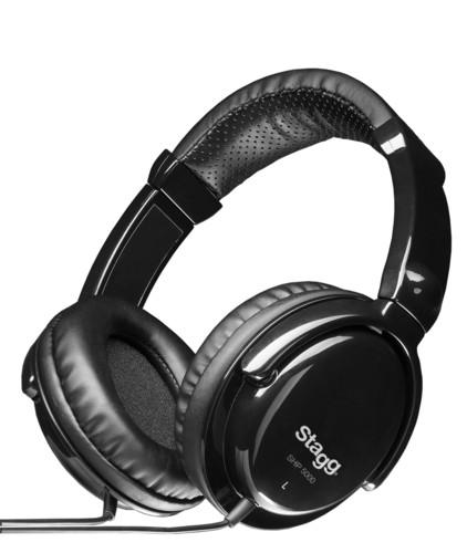 אוזניות סגורות מקצועיות SHP-5000H