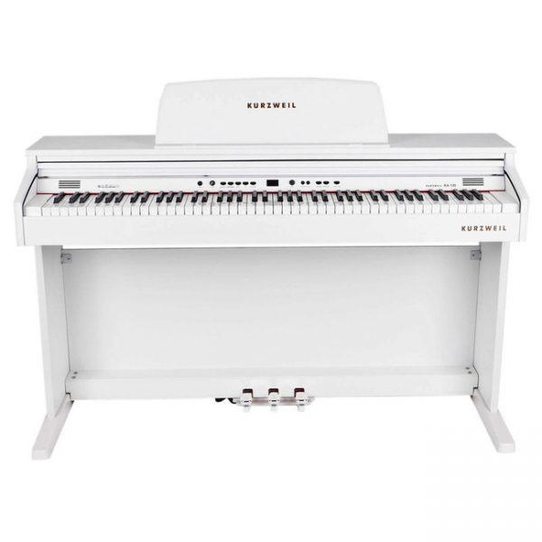 פסנתר חשמלי לבן KURZWEIL KA130