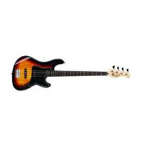 גיטרה בס CORT GB14PJ 2T