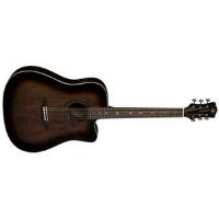 אקוסטית מוגברת Art Vintage Luna Guitars