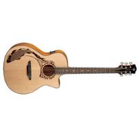 OCL-KOI-2 גיטרה אקוסטית Luna Guitars