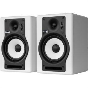 """מוניטורים """"5 Fluid Audio F5W Fader"""