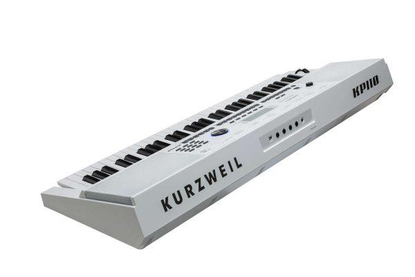 אורגנית 5 אוקטבות לבנה KURZWEIL KP110WH