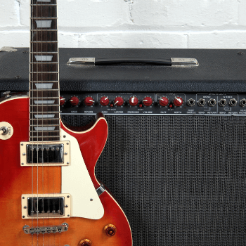 גיטרות ומגברים