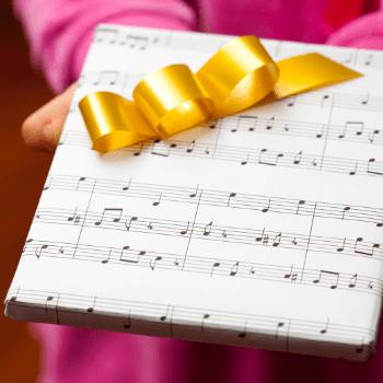 מתנות לנגנים