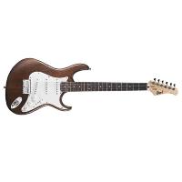 גיטרה חשמלית CORT G100OPW Walnut