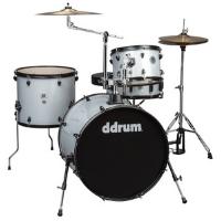מערכת תופים לבנה 4 חלקים DDrum