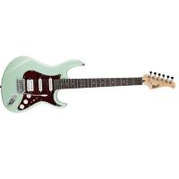 גיטרה חשמלית ירוק בהיר CORT G110CGN