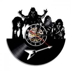שעון תקליט Kiss