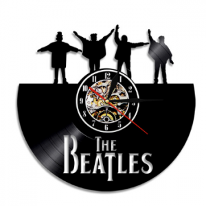 שעון תקליט Beatles
