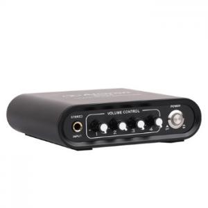 מפצל אוזניות 4 ערוצים ALCTRON S304