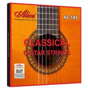 סט מיתרים לגיטרה קלאסית ALICE AC148-N