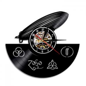 שעון תקליט Led zeppelin