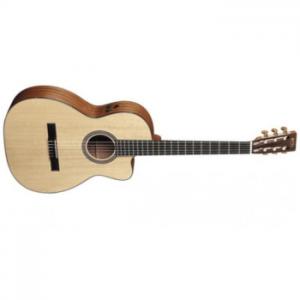 גיטרה קלאסית מוגברת +ארגז MARTIN OOOC