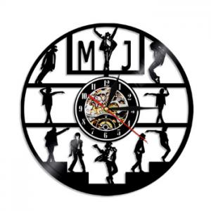 שעון תקליט מייקל גקסון MJ