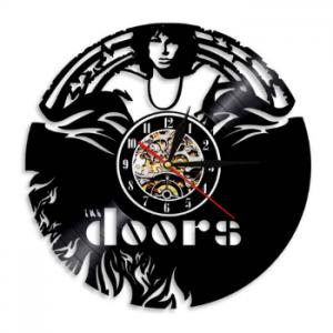 שעון תקליט Doors