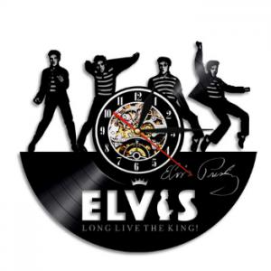 שעון תקליט Elvis אלביס