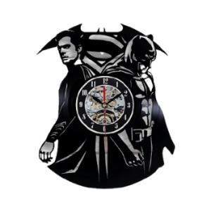 שעון תקליט - באטמן סופרמן