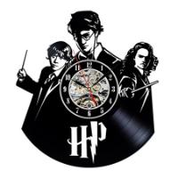 שעון תקליט Harry potter