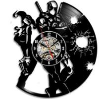 שעון תקליט דדפול - הארלי קווין