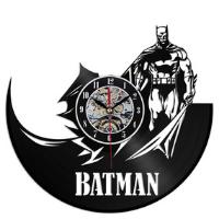 שעון תקליט - באטמן